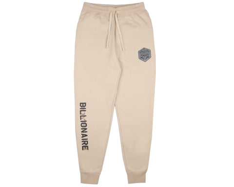 Billionaire Boys Club Spring '17 FLIGHT PATCH SWEATPANTS - TAN