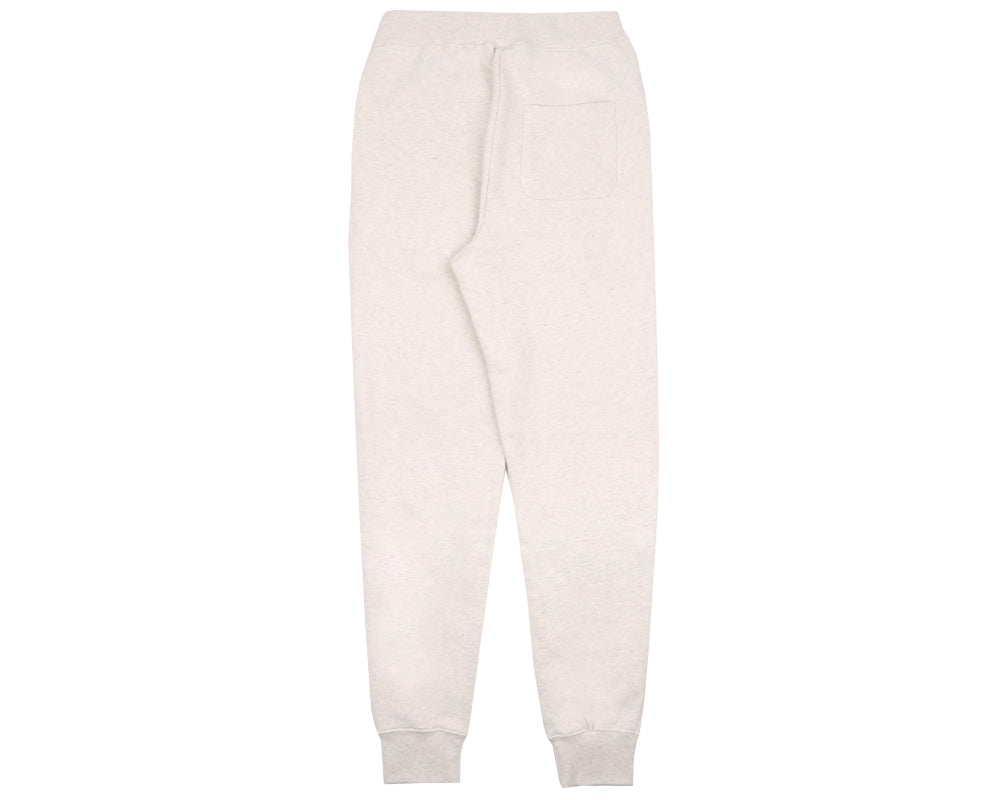 ASTRO KNIT SWEATPANT - OAT MARL