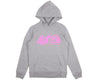 Billionaire Girls Club BGC Authentic Pullover - Heather Grey