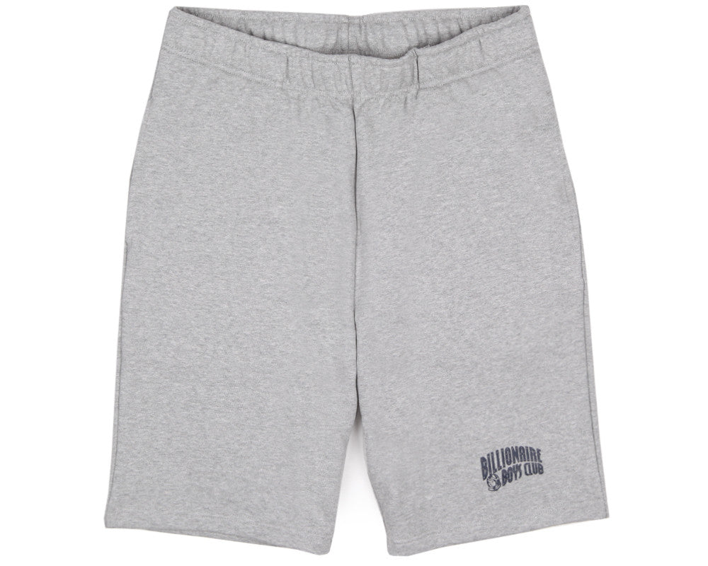Billionaire Boys Club Pre-Fall '17 Small Arch Logo Sweatshorts - Heather Grey