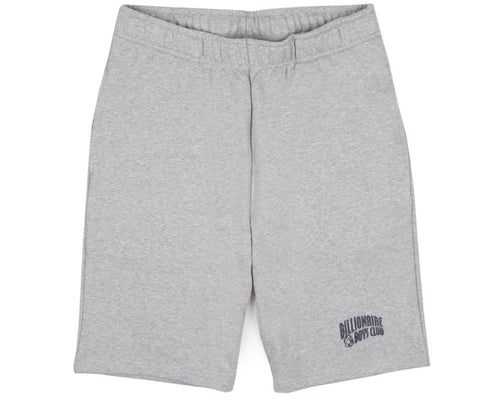 Small Arch Logo Sweatshorts - Heather Grey
