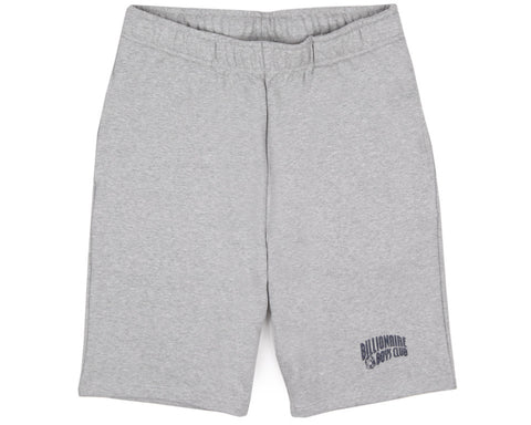 Billionaire Boys Club Classics Small Arch Logo Sweatshorts - Heather Grey