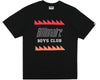Billionaire Boys Club Spring '19 OSCILLATING LOGO T-SHIRT - BLACK