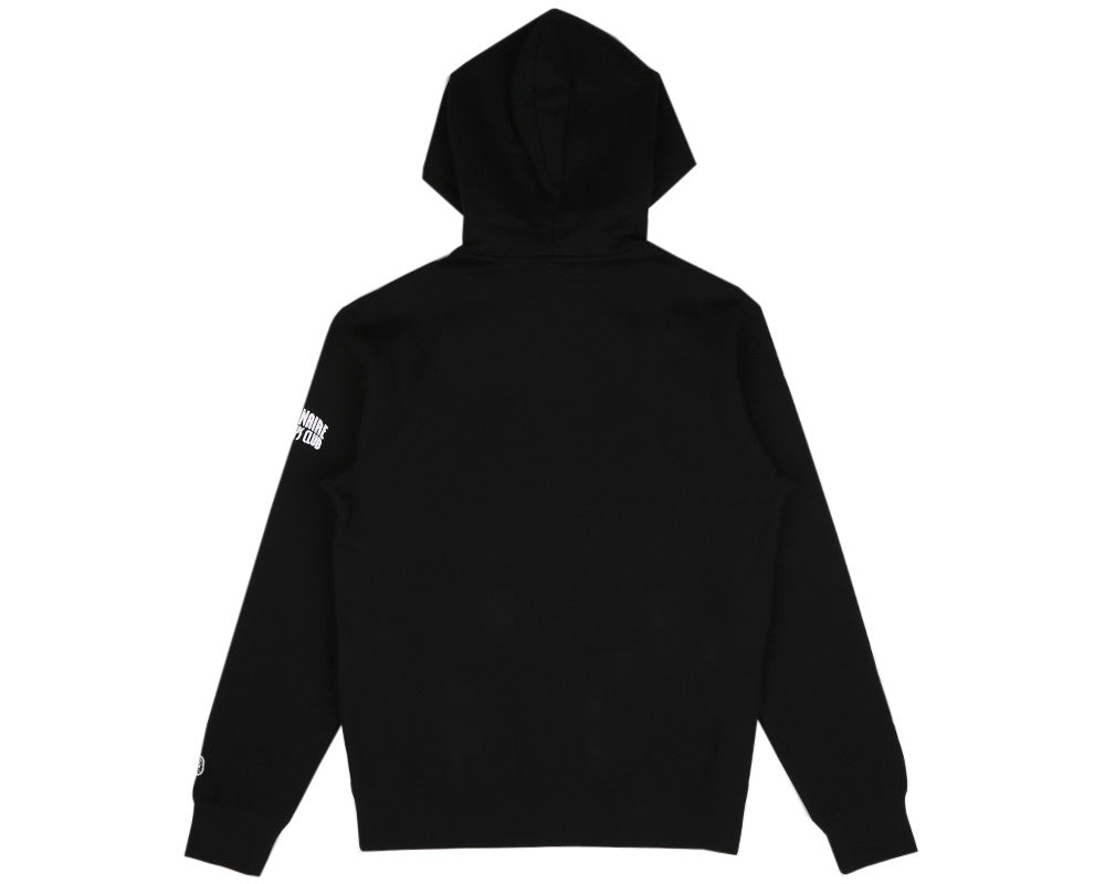 Billionaire Boys Club Pre-Spring '17 HUNTING IN SPACE POP OVER HOOD - BLACK