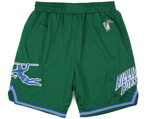 Billionaire Boys Club Pre-Fall '19 BASKETBALL SHORTS - GREEN