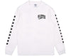 Billionaire Boys Club Pre-Spring '17 MECHANICS L/S T-SHIRT - WHITE