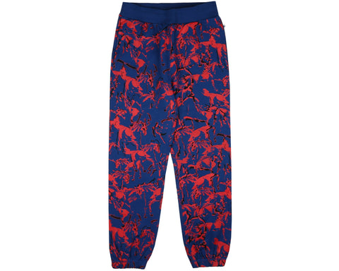 Billionaire Boys Club Spring '19 HORSEPOWER SWEATPANT - BLUE