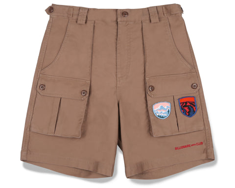 Billionaire Boys Club Fall '19 FIELD TRIP SHORT - BEIGE