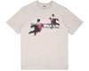 Billionaire Boys Club Spring '18 PEACE THROUGH UNDERSTANDING T-SHIRT - OAT MARL