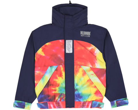 Billionaire Boys Club Pre-Fall '18 ENLARGING THE IDEAL SAILING JACKET - NAVY TIE DYE