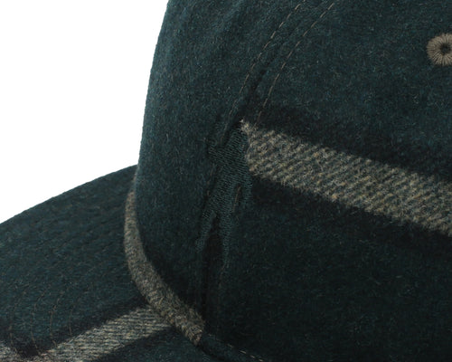CHECK STANDING ASTRO 6 PANEL CAP - GREEN