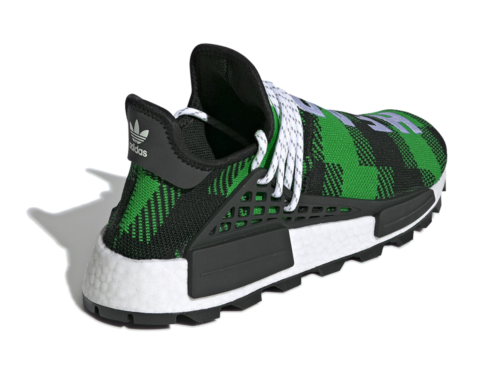 BILLIONAIRE BOYS CLUB HU NMD PLAID - GREEN