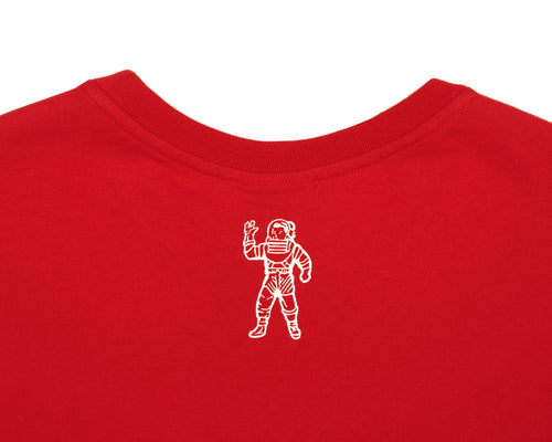 SMALL ARCH LOGO T-SHIRT - RED