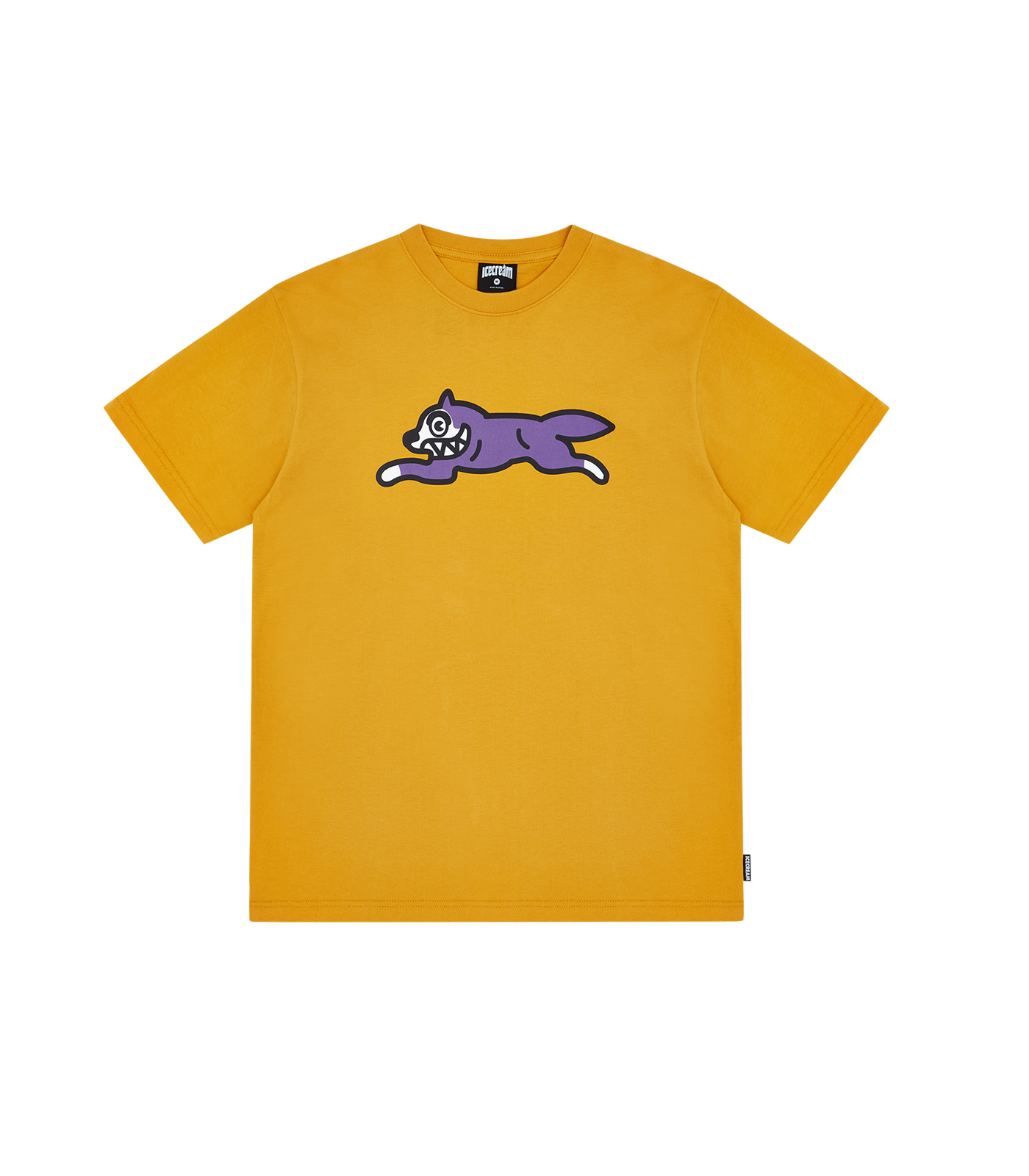 DECENZO T-SHIRT - YELLOW
