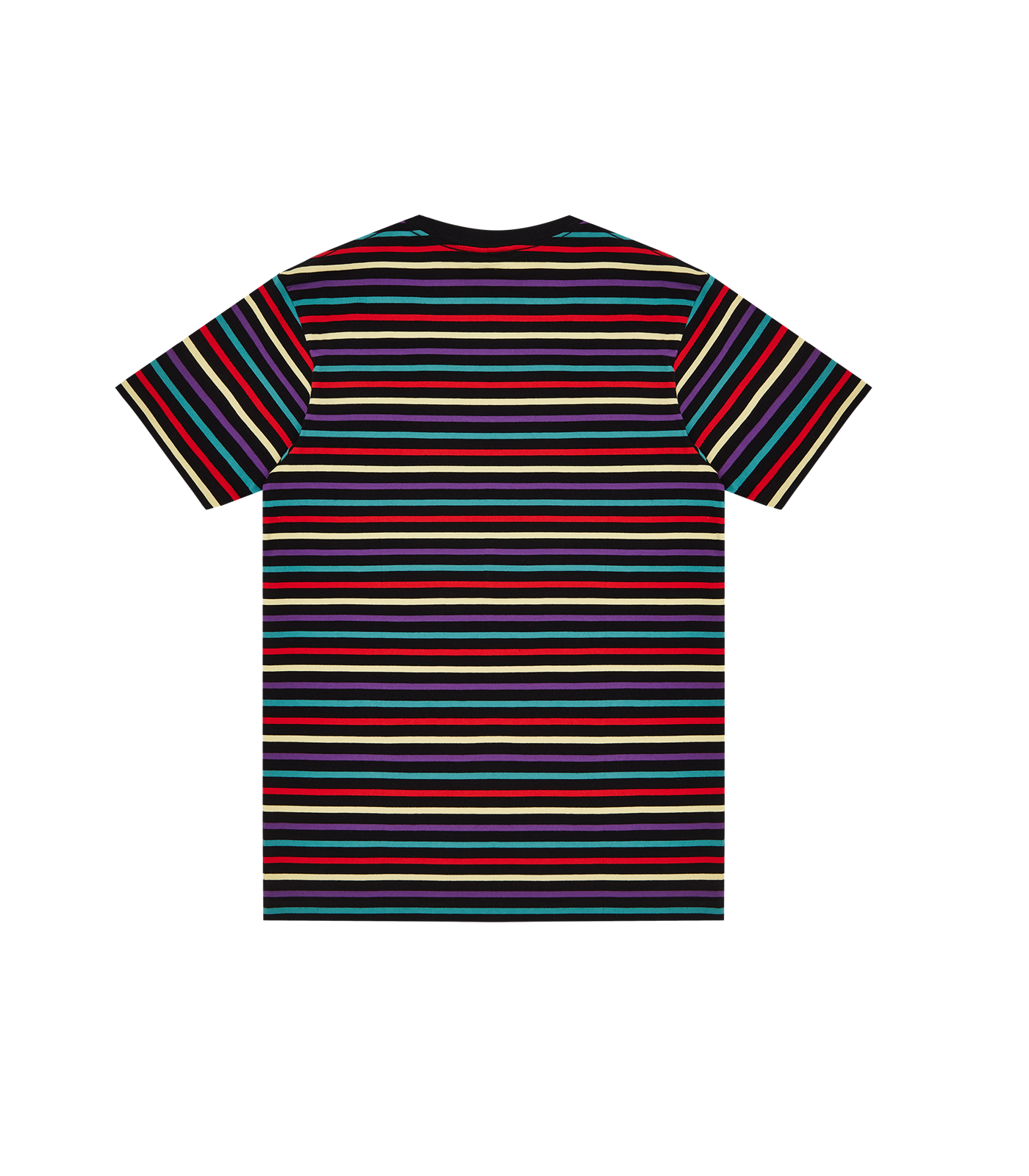 GEOFF T-SHIRT - MULTI