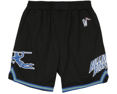 BASKETBALL SHORTS - BLACK