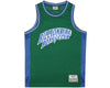 Billionaire Boys Club Pre-Fall '19 BASKETBALL VEST - GREEN
