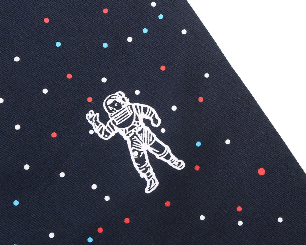 Billionaire Boys Club Fall '17 GALAXY  COTTON PANT NAVY