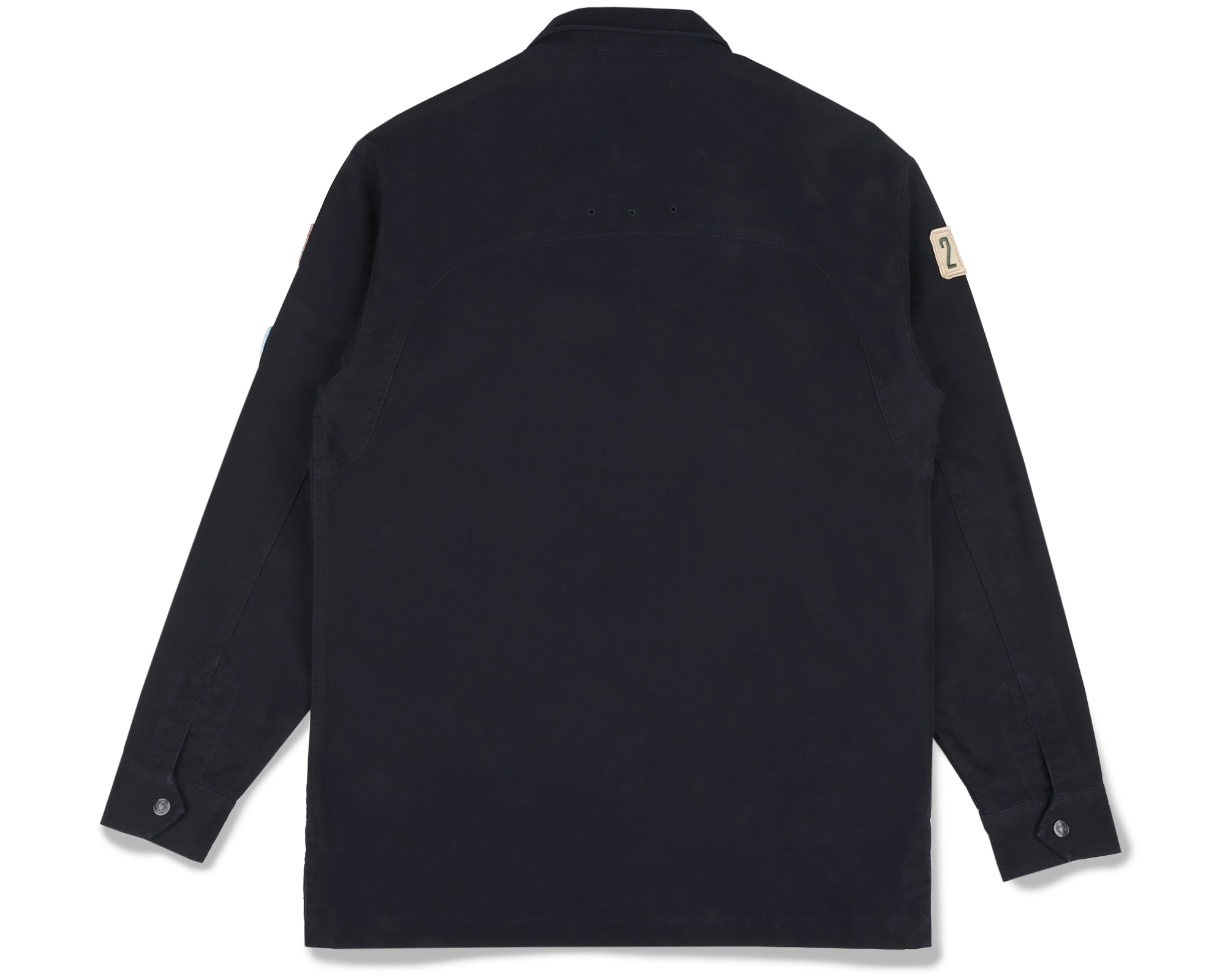 FIELD TRIP SCOUT SHIRT - NAVY