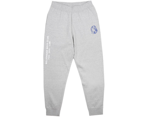 Billionaire Boys Club Pre-Spring '17 ALLIANCE SWEATPANT - HEATHER GREY