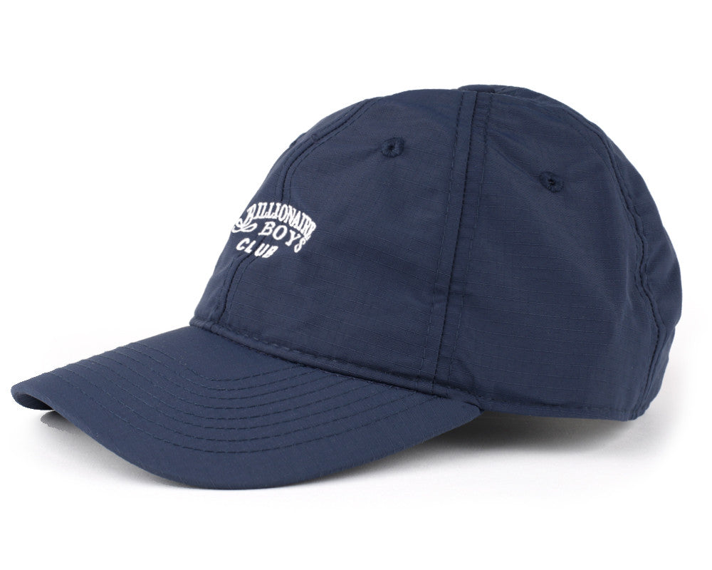 Billionaire Boys Club Spring '17 NYLON CURVED VISOR CAP - NAVY