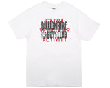 Billionaire Boys Club Spring '17 SHUTTLE LAUNCH T-SHIRT - WHITE