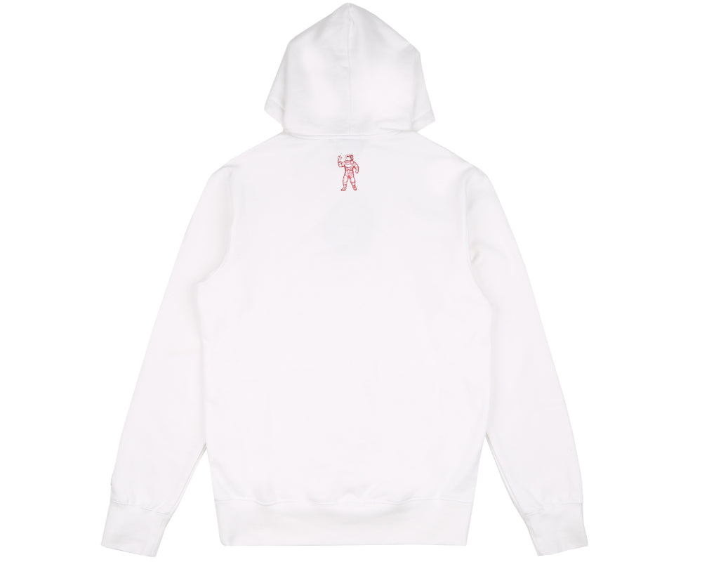 BBC LONDON POPOVER HOOD - WHITE