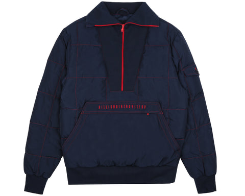 Billionaire Boys Club Pre-Spring '19 HALF-ZIP SKI JACKET - NAVY