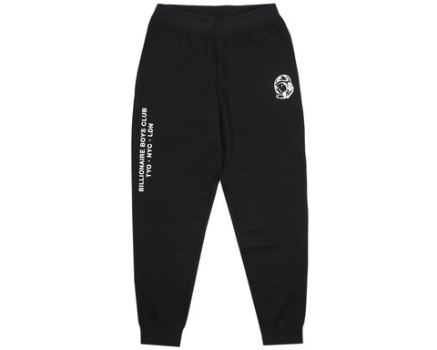 Billionaire Boys Club Pre-Spring '17 ALLIANCE SWEATPANT - BLACK