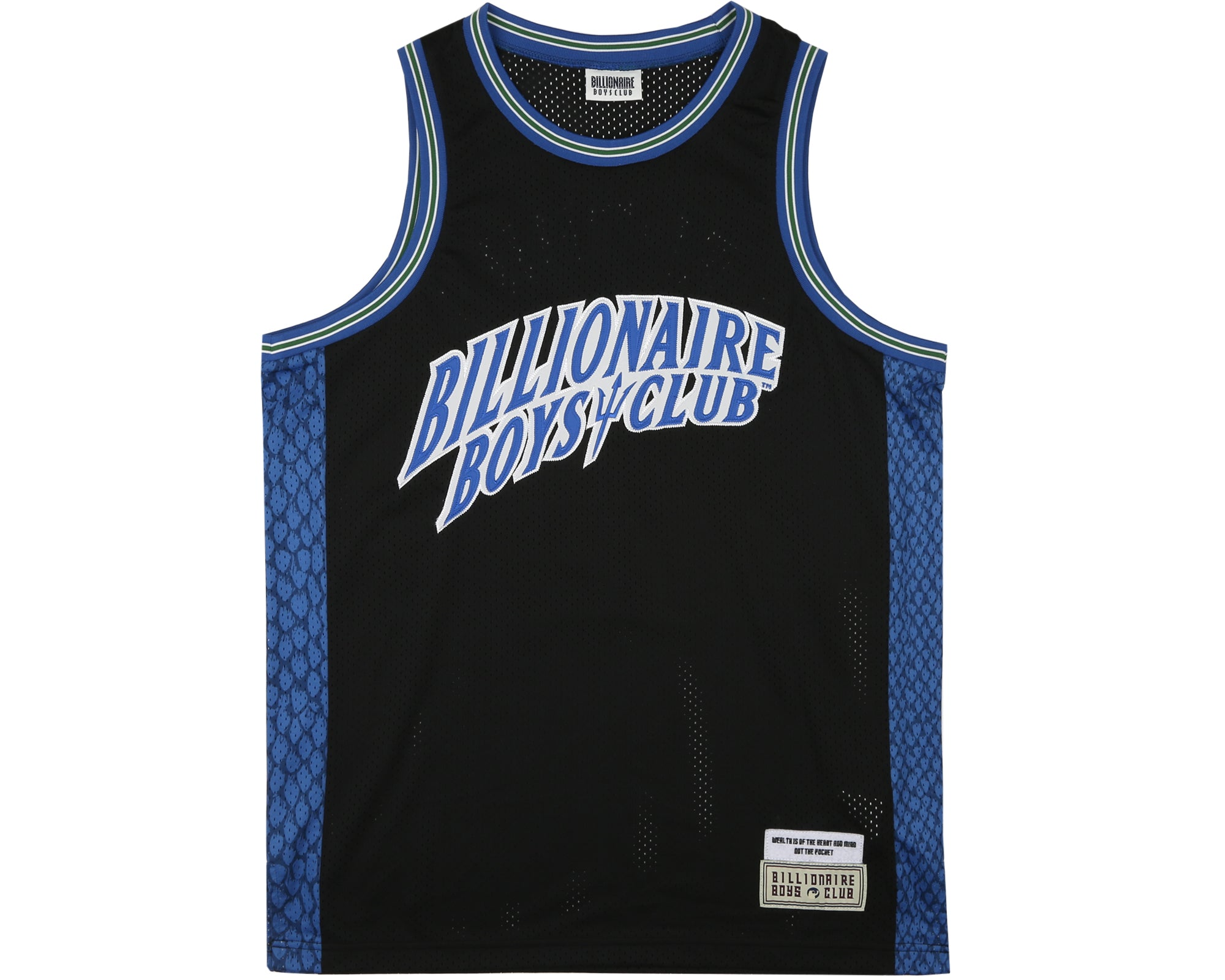 BASKETBALL VEST - BLACK