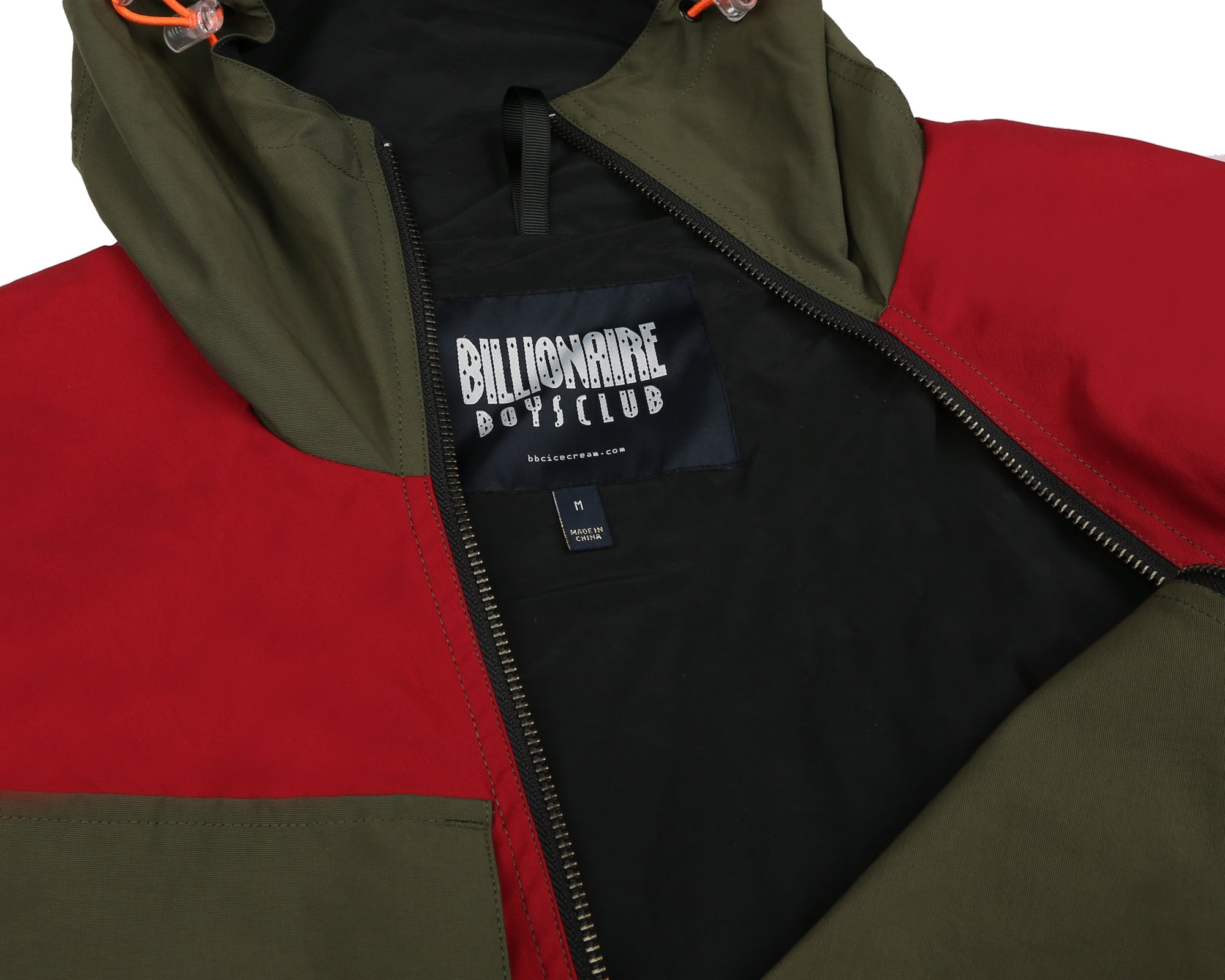 EXPEDITION TRAINING JACKET - RED