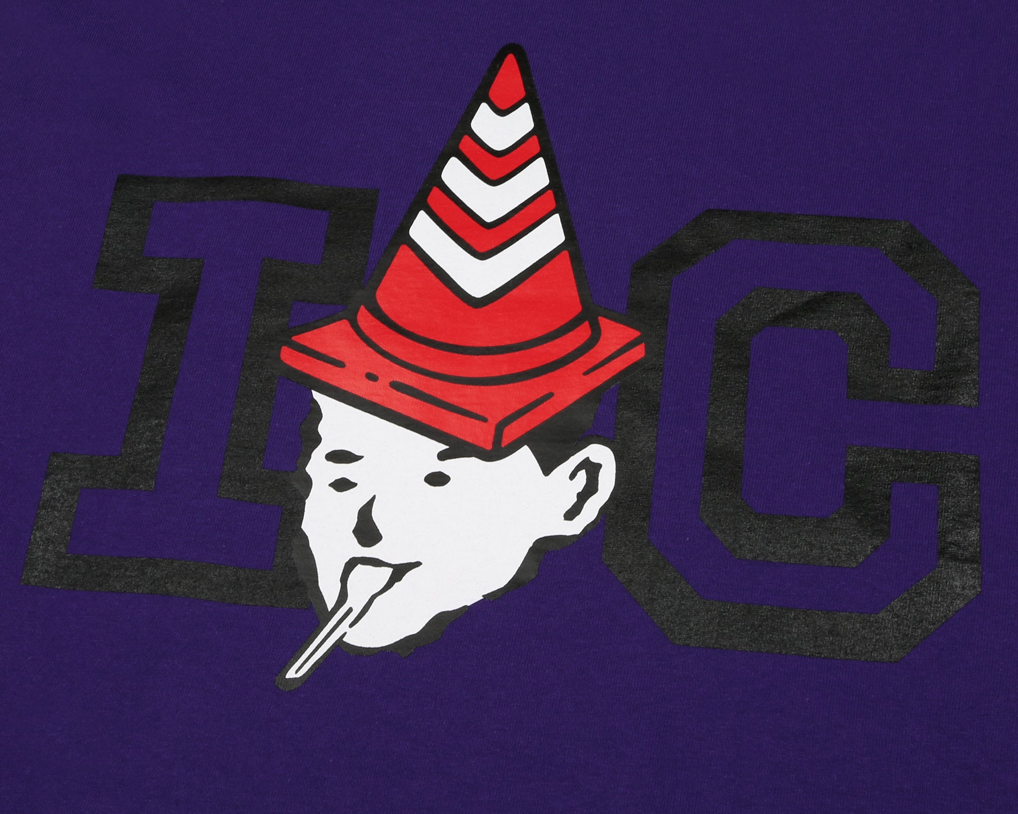 IC YOPPI T-SHIRT - PURPLE