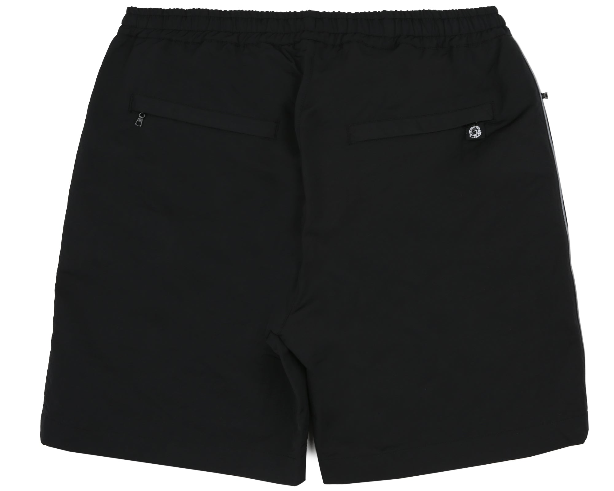 TECHNICAL NYLON SHORT - BLACK