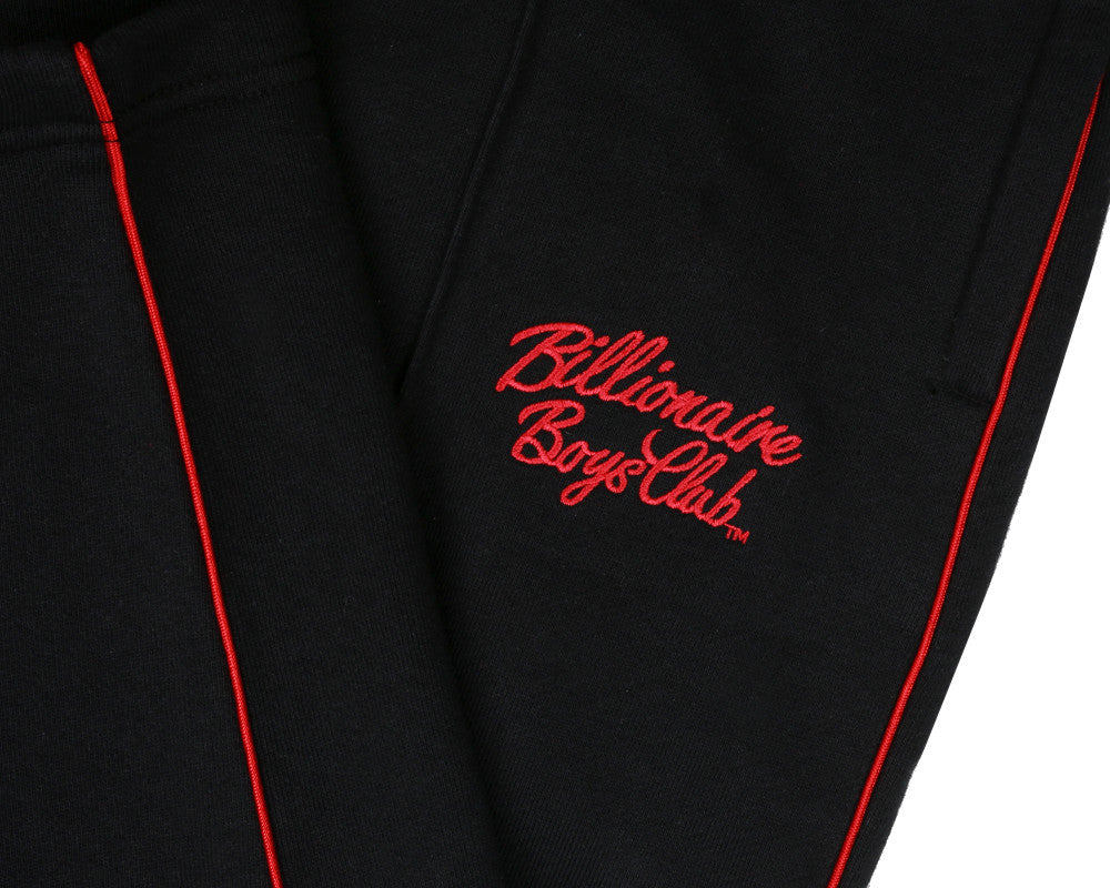 Billionaire Boys Club Fall '17 RAYGUN PLEATED SWEATPANT BLACK
