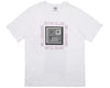Billionaire Boys Club Pre-Spring '18 CBD T-SHIRT - WHITE