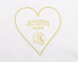 Billionaire Boys Club Spring '17 NOSE ART T-SHIRT - WHITE