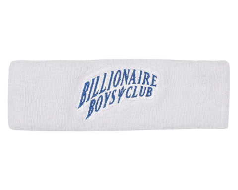 Billionaire Boys Club Pre-Fall '19 NEPTUNE HEADBAND - WHITE