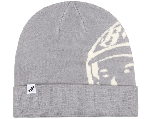 Billionaire Boys Club Pre-Spring '17 HELMET BEANIE - LIGHT GREY