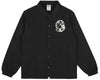 Billionaire Boys Club Pre-Spring '17 CLASSIC LOGO COACH JACKET - BLACK