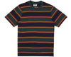 Billionaire Boys Club Pre-Spring '19 STRIPED T-SHIRT - GREEN