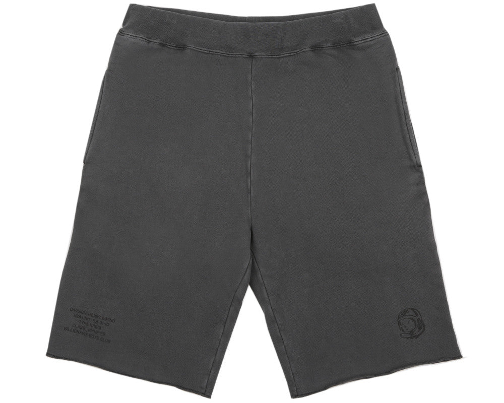 Billionaire Boys Club Spring '17 COMMANDER OVERDYED SHORTS - CHARCOAL