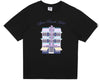 Billionaire Boys Club Pre-Fall '17 HOTEL FRONT T-SHIRT - BLACK