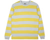 Billionaire Boys Club Pre-Fall '19 HEAVY STRIPED L/S T-SHIRT - YELLOW