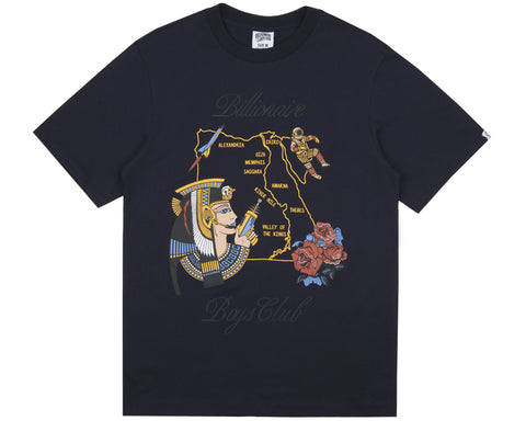 Billionaire Boys Club Pre-Fall '18 SOUVENIR MAP T-SHIRT