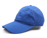 BBCICECREAM FLYING B CURVED VISOR CAP - BLUE