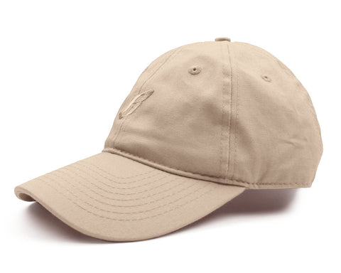 Billionaire Boys Club Pre-Spring '17 FLYING B CURVED VISOR CAP - OXFORD TAN