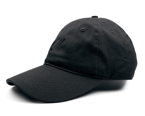 Billionaire Boys Club Pre-Spring '17 FLYING B CURVED VISOR CAP - BLACK