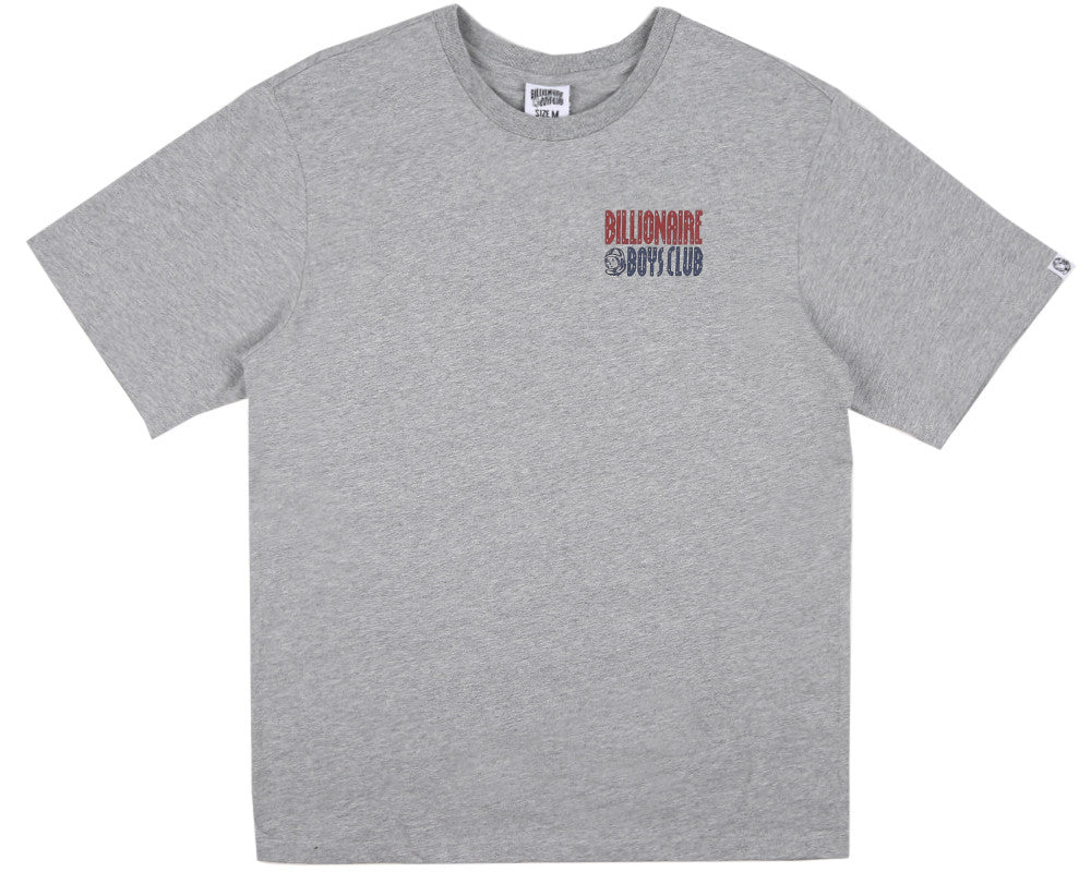 Billionaire Boys Club Pre-Fall '17 SAILING TEAM T-SHIRT - HEATHER GREY