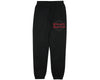 Billionaire Boys Club Fall '18 COLLEGE SWEATPANT - BLACK