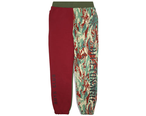 Billionaire Boys Club Pre-Fall '18 CONTRAST LIZARD CAMO SWEATPANT